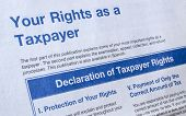 Tax Rights