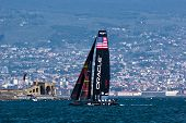 34. America's Cup World Series 2012 in Neapel