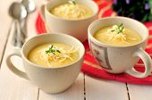 Potato Cream Soup