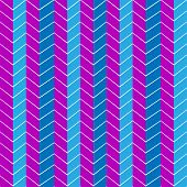 Seamless geometric blue and purple pattern