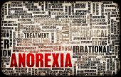 image of anorexia nervosa  - Anorexia Nervosa as a Medical Diagnosis Concept - JPG