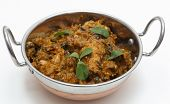 picture of kadai  - Methi murgh  - JPG