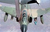 stock photo of f4  - F4 Phantom coming in to refuel