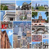 foto of city hall  - Philadelphia United States  - JPG