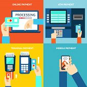 stock photo of payment methods  - Payment methods - JPG