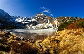 Постер, плакат: Beautiful Tatra Mountains Landscape