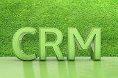 foto of customer relationship management  - Customer relationship management text  - JPG