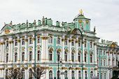 picture of winter palace  - View Of Winter Palace Hermitage - JPG