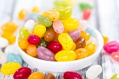 foto of close-up shot  - Colorfull Jelly Beans  - JPG