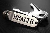 pic of peppy  - Keys to Health  - JPG