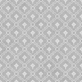 picture of celtic  - Gray and White Celtic Cross Symbol Tile Pattern Repeat Background that is seamless and repeats - JPG