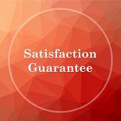 Satisfaction Guarantee Icon poster