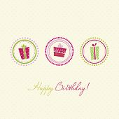 foto of happy birthday card  - Birthday card - JPG