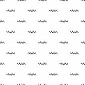 Audio Equalizer Technology Pattern. Simple Illustration Of Audio Equalizer Technology Pattern For We poster