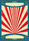 picture of arriere-plan  - America for ever A vintage american for a poster - JPG