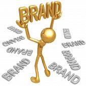 The Golden Brand poster