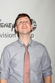 LOS ANGELES - JUL 27:  Johnny Pemberton arrives at the ABC TCA Party Summer 2012 at Beverly Hilton H