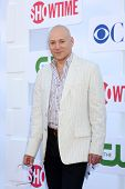 LOS ANGELES - JUL 29:  Evan Handler arrives at the CBS, CW, and Showtime 2012 Summer TCA party at Be