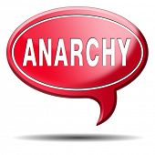 picture of anarchists  - anarchy anarchism anarchist wants revolution is a political philosophy - JPG