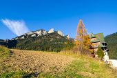 image of pieniny  - Three Crowns  - JPG