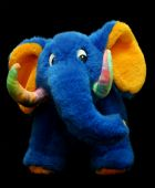 Elephant Soft Toy poster