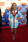 LAS VEGAS - DEC 10:  Ali Dee at the 2013 American Country Awards at Mandalay Bay Events Center on De