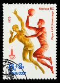 stock photo of olympic-games  - USSR  - JPG