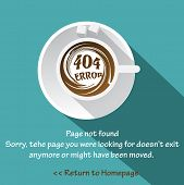 stock photo of not found  - Page not found - JPG