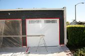 pic of tar  - a home remodeling project - JPG