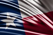 stock photo of texas state flag  - Amazing Flag of the States of Texas  - JPG