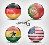 picture of south american flag  - Group G  - JPG