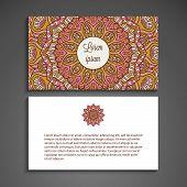 stock photo of ottoman  - Business card - JPG