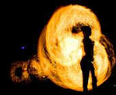 picture of fiery  - Carnival Light Fiery Motion  - JPG