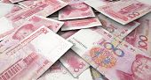 foto of yuan  - A macro close - JPG