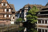 pic of petition  - picturesque old house in the district of La Petite France in Strasbourg - JPG