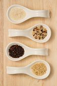 picture of rice  - jasmine rice - JPG