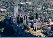 Постер, плакат: Замок Malcesine
