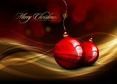 pic of christmas cards  - Vector Christmas Card  - JPG