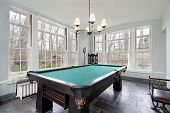 picture of screen-porch  - Pool room in luxury home - JPG