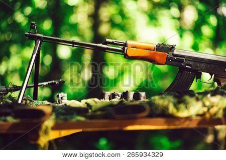 War Guns Arsenal Modern Military