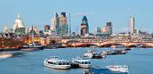 pic of church-of-england  - London Cityscape with St Paul - JPG