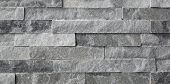 image of tile  - Natural stone granite pieces tiles for walls - JPG