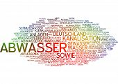 pic of wastewater  - Word cloud  - JPG