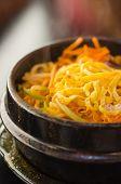stock photo of korean  - Spicy Korean - JPG