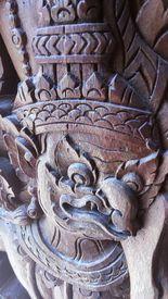 pic of garuda  - Garuda is a semi - JPG