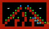 foto of pixel  - Train retro old style game pixelated graphics - JPG