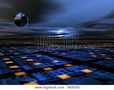 poster of Fantastic City