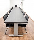 foto of plc  - Conference table and chairs in office - JPG
