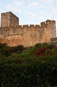 Постер, плакат: Замок тамплиеров крепость