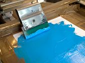 Screen Printing Device